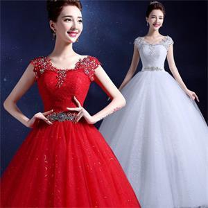 Red Wedding Dress Korean The Royal Weddings