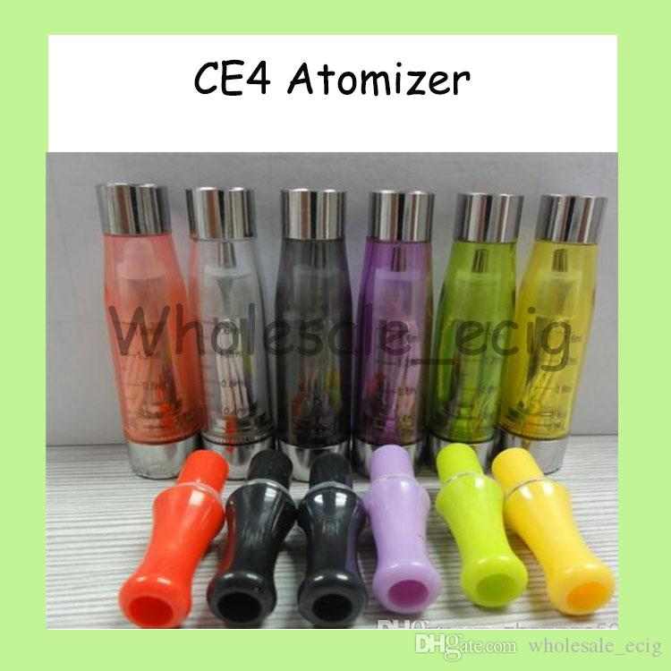 2016 Ego Ce4 Electronic Cigarette Atomizer Clearomizer 1.6ml Match 510 Evod X6 dry herb battery DHL