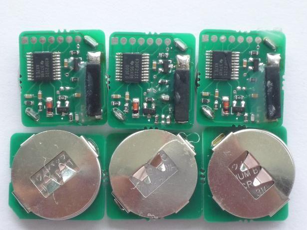Car Key Chip 4c Cloneable Pcb Transponder Chip Electric 4c Chip