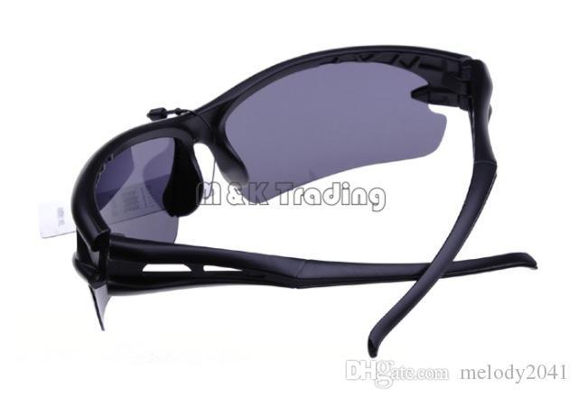10st Free Shipment Polariserade solglasögon för män Halvram Plast Solglasögon Mens Sport Eyewear UV400