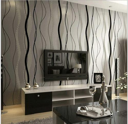 Acheter Courbe Raye Papier Peint Le Salon Chambre Tv Fond D Ecran