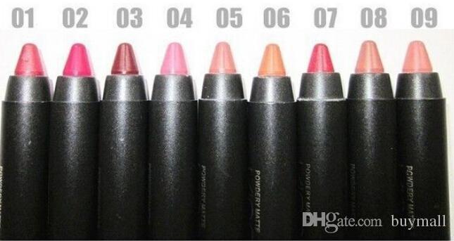 Menow Kissproof Batons Macios 19 cores para Escolher À Prova D 'Água M.N Lip Stick Cosméticos DHL livre Lábios Maquiagem