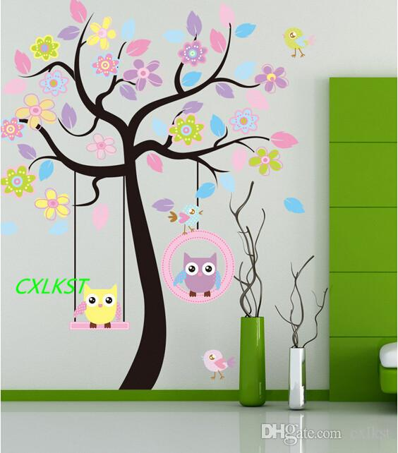 Large Size Wall Decal Creative Combination World Travel Wall Stickers for  Home Decoration ay9011