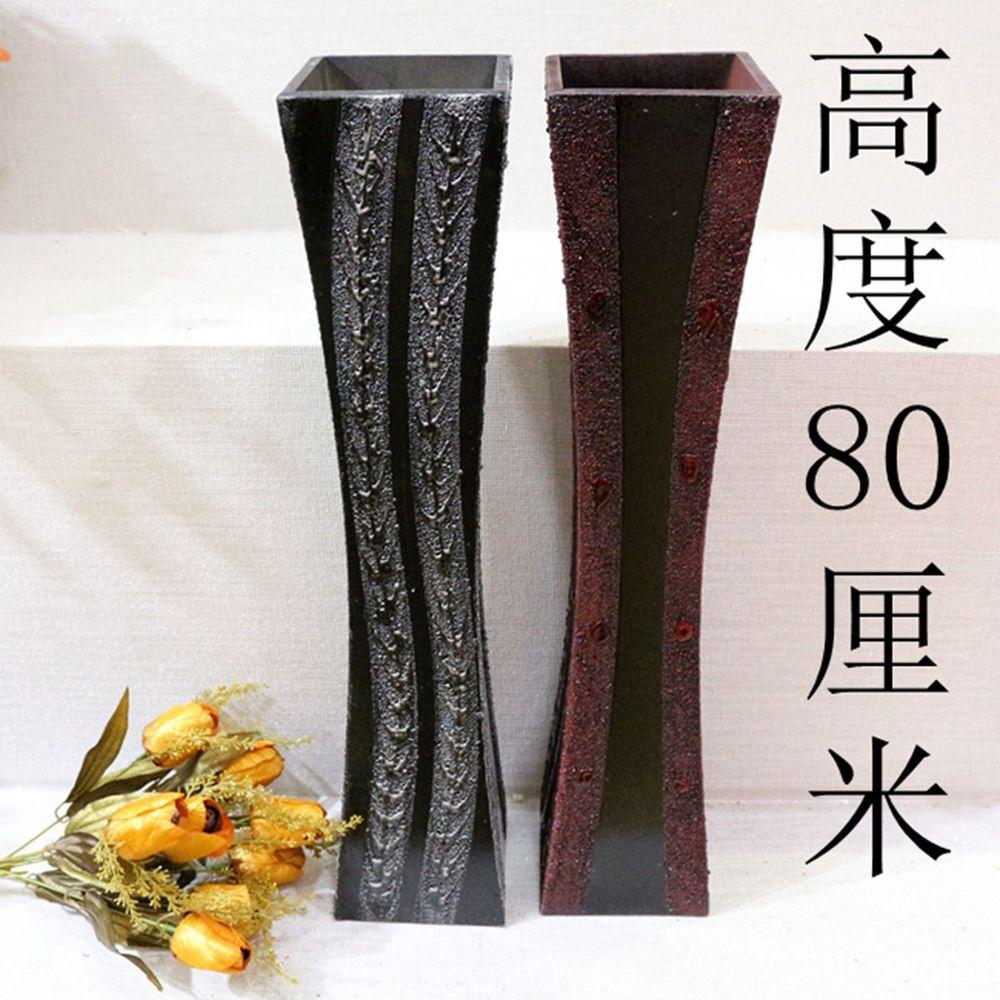 80 cm large wooden vase matte good quality wood vase wholesale 80 cm large wooden vase matte good quality wood vase wholesale factory new wood floor vase new static cling decals static cling labels from gao122yi reviewsmspy