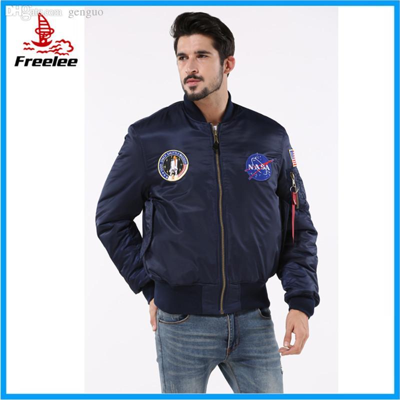 Astronaut Flight Jacket - JacketIn