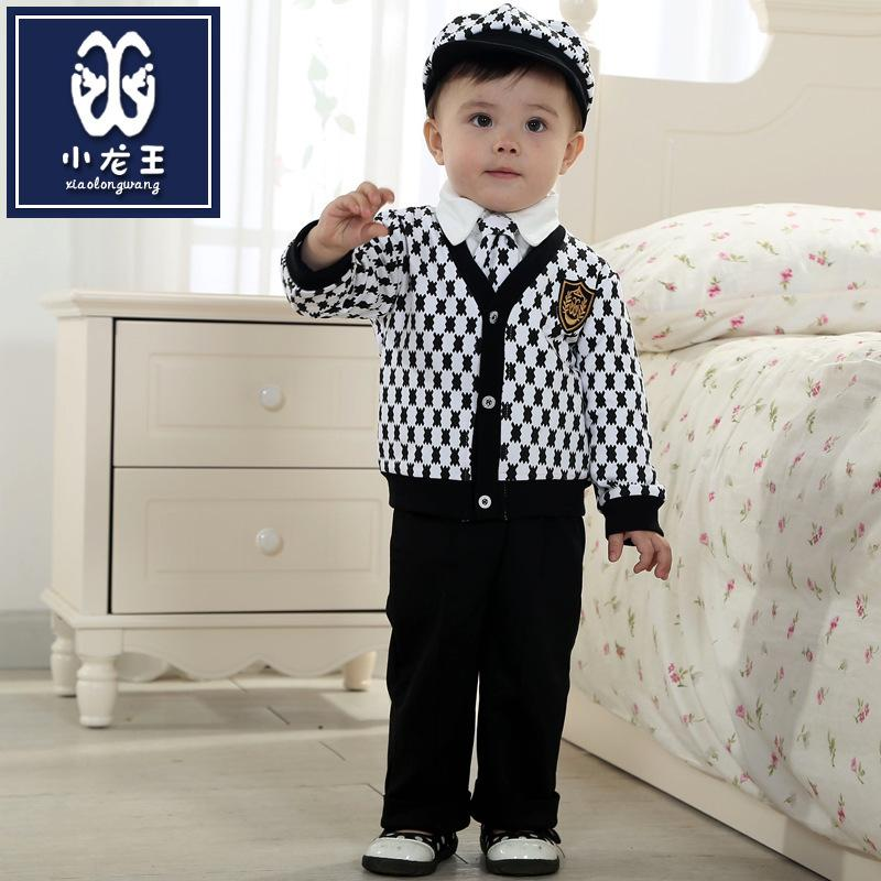 online cheap baby girl clothes 1 3 years old boy suits suit children autumn long sleeved korean brand clothing wholesale wujiantao by drawnsn