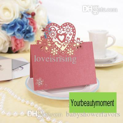 New arrivals high quality red color laser cut place cards wedding new arrivals high quality red color laser cut place cards wedding name cards for wedding party table decoration u pick pink party decorations pink party solutioingenieria Images