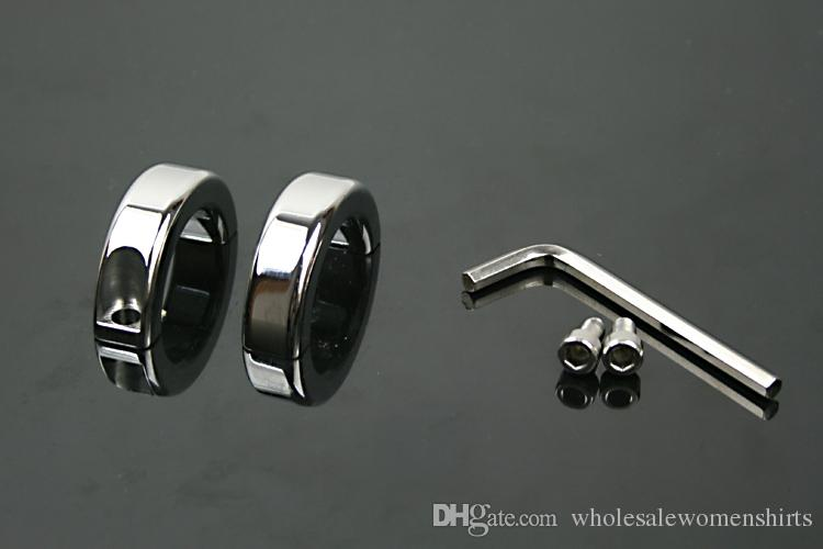 Stainless Steel Ball Stretcher Dragon Cock Rings Chastity Male Scrotum Bondage Device Adult Sex Toys Testicle Stretcher Ball Weight sale new