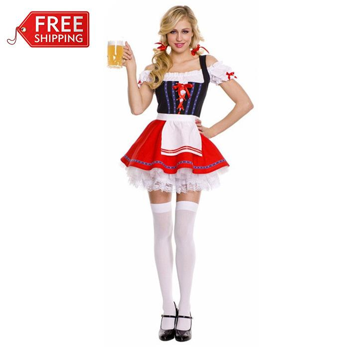 sexy german girl costume