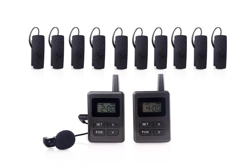 Acquista digitale pacchetto wireless sistema di guida audio di
