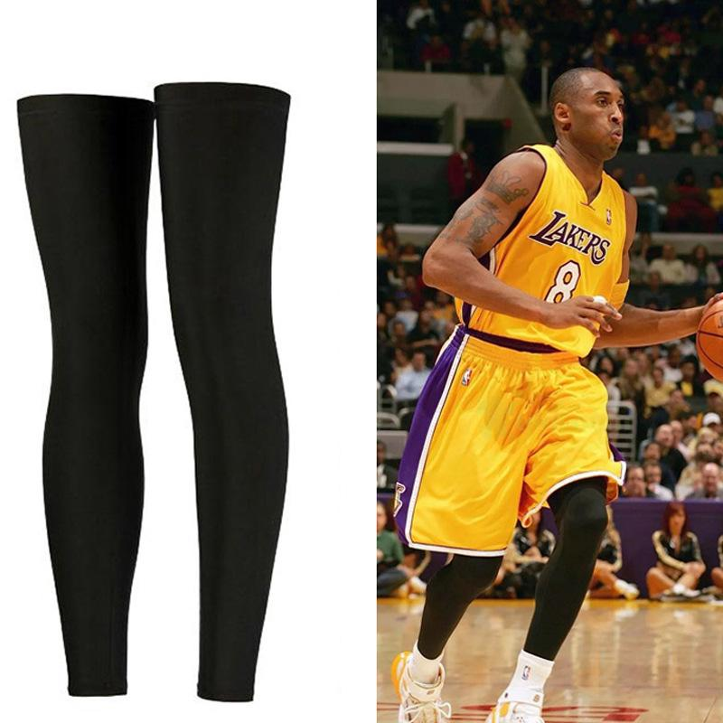 2018 Professional Football Basketball Tights Leggings Leggings Slip Breathable Sports Jacket Leg ...