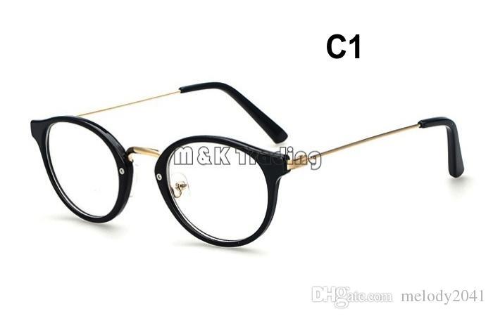 6a3cd7180f Material principal: PC Marco de metal. Lente: lente clara UV400 Cantidad  mínima: 12pcs. Condición: 100% Nuevo Paquete: paquete simple