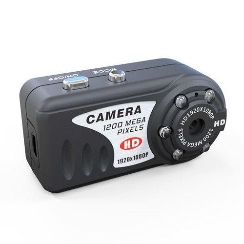 1080P Night Vision Mini DV Camcorder T8000 12.0 MP Thumb mini DV Full HD Mini DV Pinhole Camera