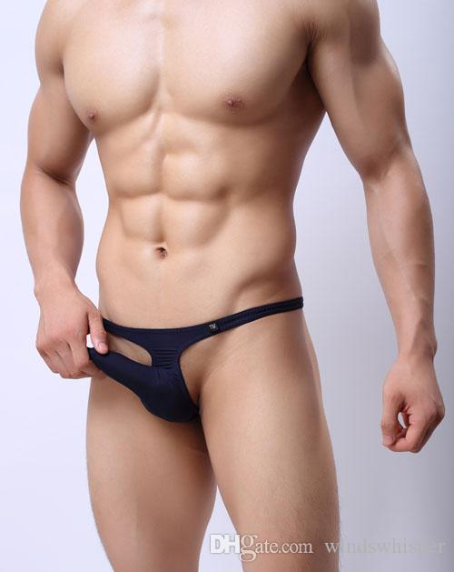 Male Gay Nude Thong 39