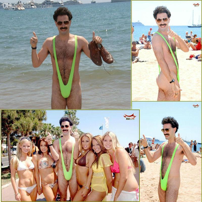 Men Bikini Beach