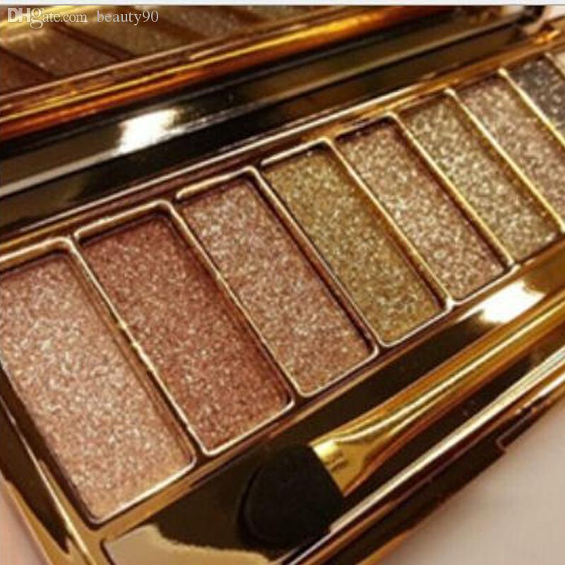 Naked Basics Eye Shadow Chocolate Bar Palette Professional Eyeshadow A Box Of Nine Kinds Of Color Matte Eyeshadow Shimmer Wholesale Makeup Best Eyeshadow ... & Naked Basics Eye Shadow Chocolate Bar Palette Professional ... Aboutintivar.Com