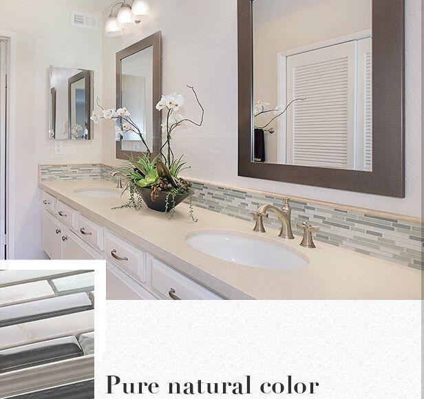 Liner Glass Stone Mosaic Tiles Bathroom Kitchenroom Backsplash Wall Cladding Glass Mosaic Marble Tiles Long Strip Medallions