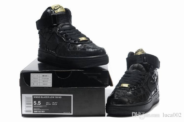 black and gold nike air force ones online > OFF30% Discounts