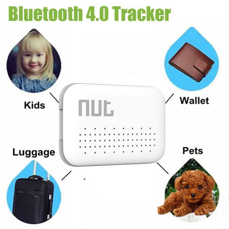 Free DHL Nut 3 Smart Finder Bluetooth Tracking Key Wireless Nut3 Mini Tracker Tag for Child Pet Key Sensor Alarm GPS Locator VS Nut 2