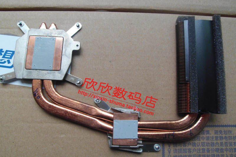 100% новый оригинальный ноутбук Коул для Lenovo Y560A Y560G Y560p Y560 охлаждения процессора радиатор