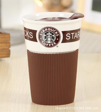 starbucks cup lid spoon bone china wind ceramic coffee cup mug large capacity via creative couple cups shop coffee mugs shop mugs from