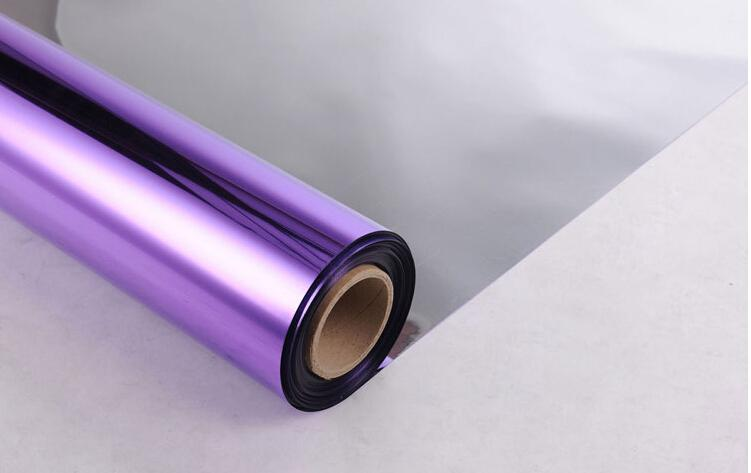 10m/roll Fashion Purple Wedding Centerpieces Aisle Runner Mirror Carpets For Wedding T Station Decoration