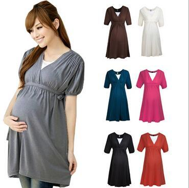 Loose Sling Maternity Dress Comfortable Clothes for Pregnant Women Summer Tank Clothing for Pregnancy New Fashion free shipping