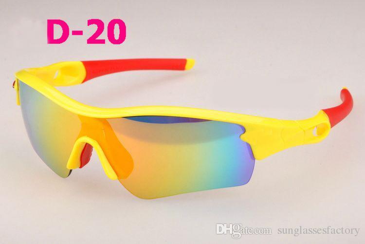 50 Renkler Moda Yeni Güneş Gözlükleri 5 Lens 2017 Erkekler Kadınlar Için Polarize Güneş Gözlüğü Spor Bisiklet Bisiklet Koşu TR90 Güneş Gözlüğü