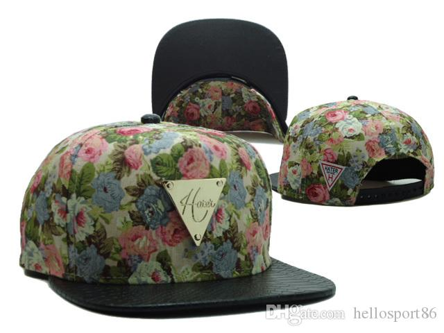 558ef0b6023 Adjustable Cheap Snapbacks Hat Cap Hater Pink Dolphin Wholesale Caps  Snapbacks Men And Women Caps Hot Sale Good Feedback Flat Caps Trucker Caps  From ...