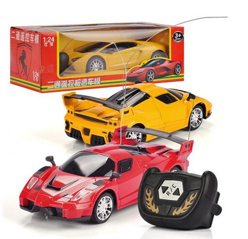 Electric Toy Cars For Boys : New ch rc car remote control toys electric
