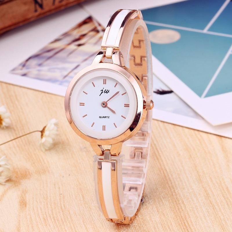 Brand Luxury Watches For Women Cheap Women S Fashion Quartz Dress Watch Ladies Bracelet Steel Strap Wristwatches New Reloj