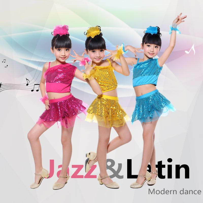 e350776b0d2b Kindergarten Children s Dance Clothing Modern Dance Latin Dance ...