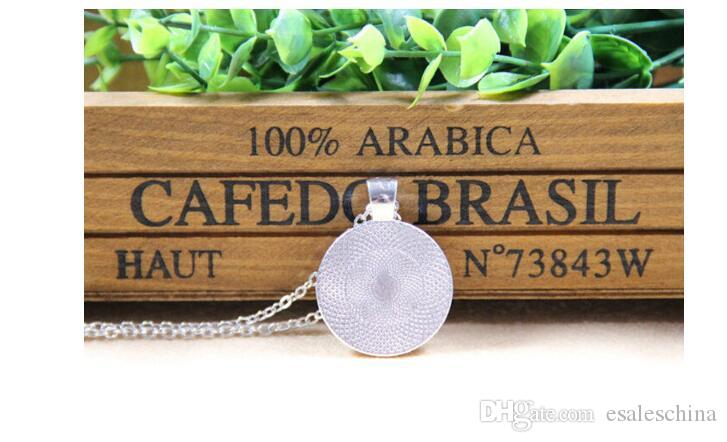 Movie series Europe and the United States hot Hobbit Time Gem Necklace #3261 Q1