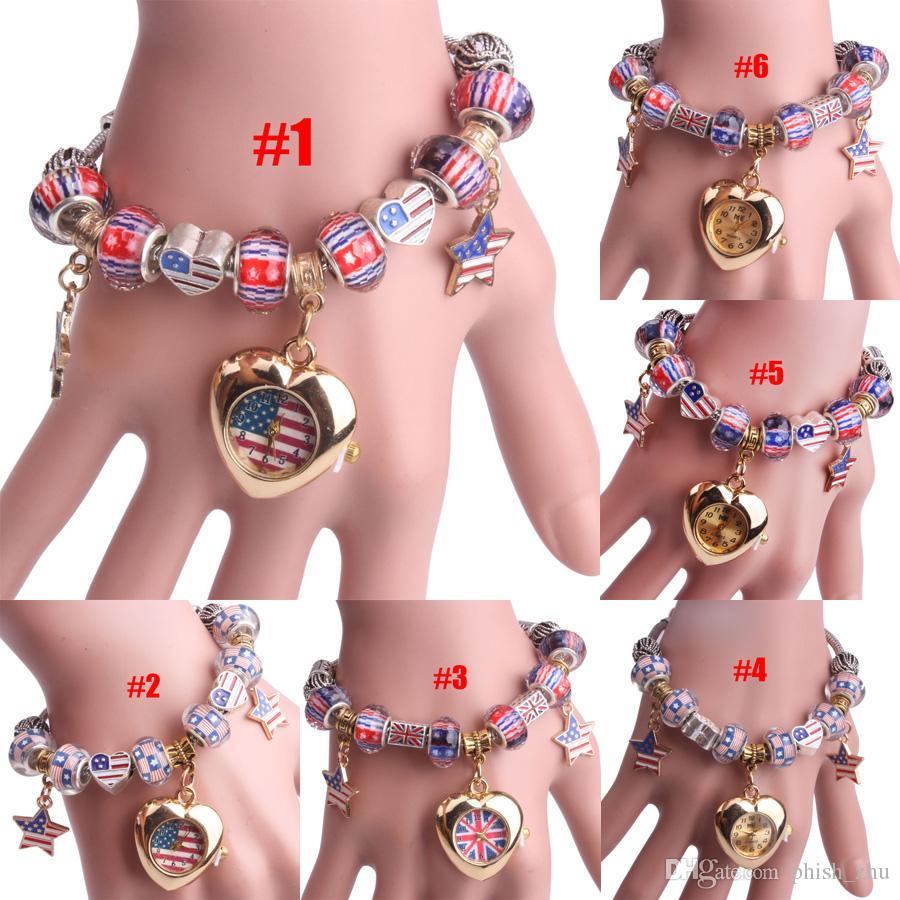 Luxury Women Watch Charm Bracelets Watches Fashion Wedding Jewelry ...