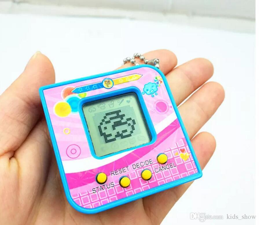 Hot ! Tamagotchi Electronic Pets Toys 90S Nostalgic 168 Pets in One Virtual Cyber Pet Toy 7 Style Tamagochi Penguins toy