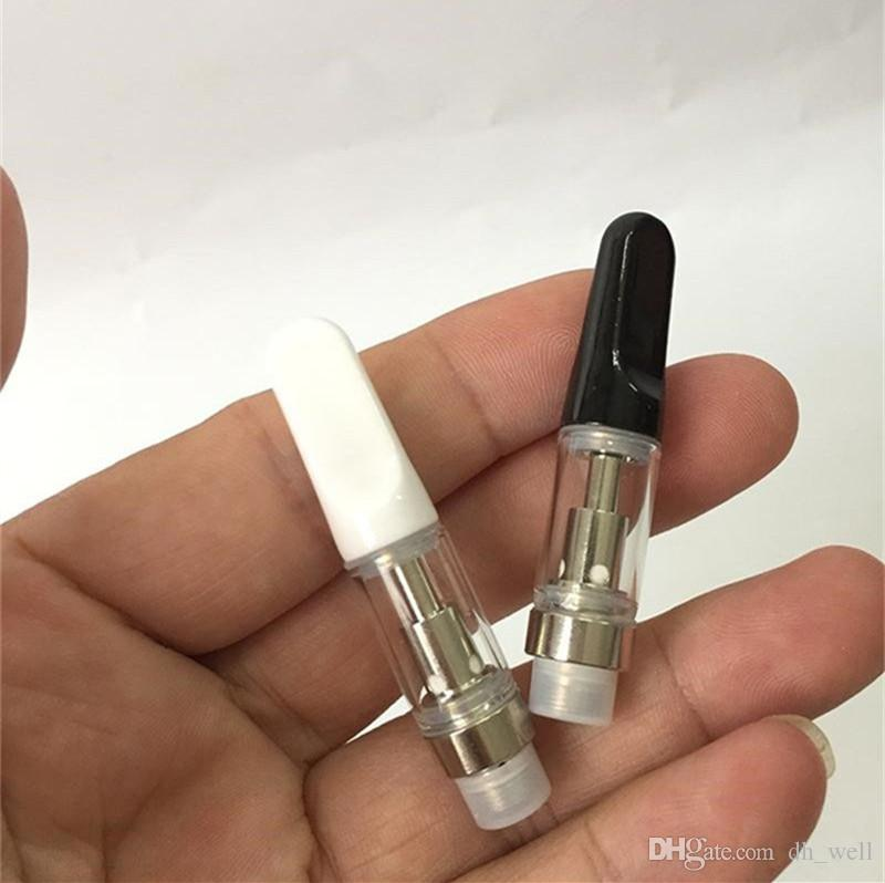 Th205 Th210 disposable vape cart vaporizer pen cartridges e cigarette bho pen vape mods e cig Vape Cartridges tank wax Atomizer