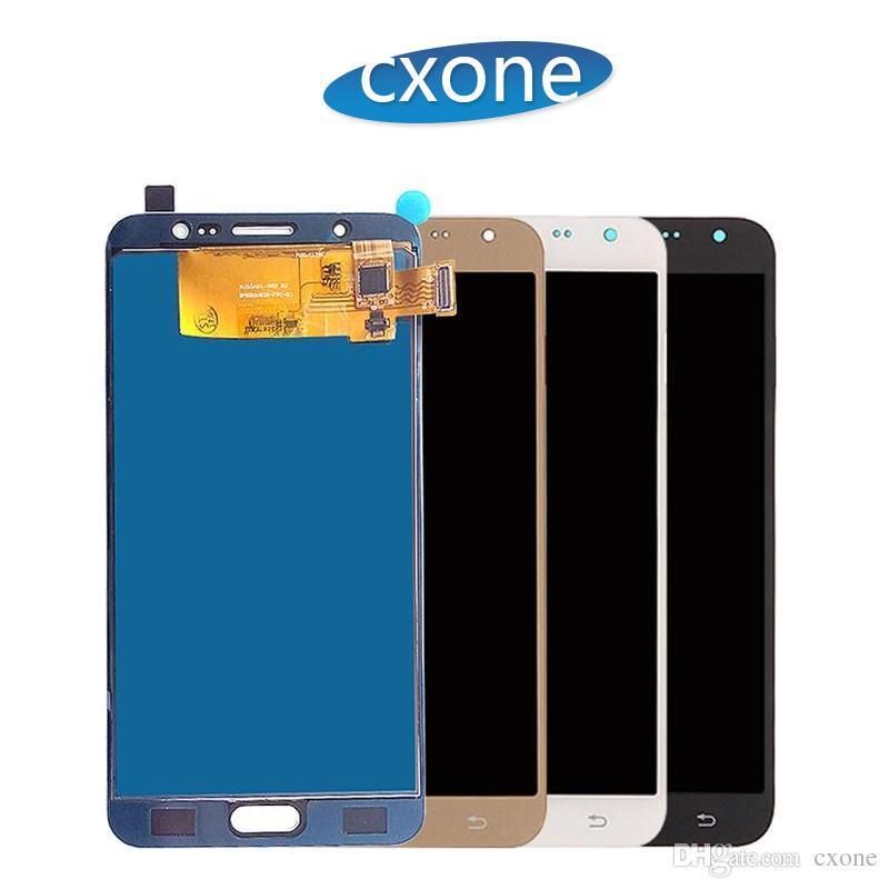 Ecran Lcd Z2 OEM AAA Qualite J Serie Repalcement Digitizer Pour Samsung Galaxy J7 J5 J3 J2 Reparation Tactile Panneau Avec DHL Gratuit