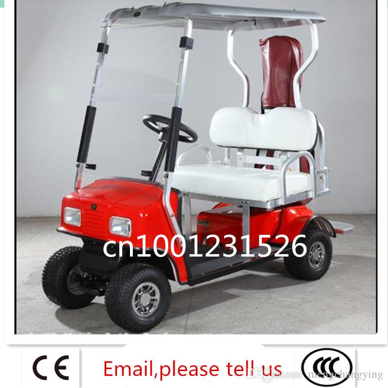 Ce Luxurious Golf Cart Elderly Walking Cars Electric Cars