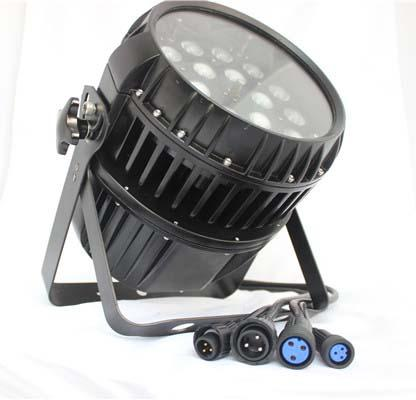 DHL Free *12W RGBW 4IN1 Quad LED Par Lights,IP65 DMX512 Stage Light,Zoom Dimming Function
