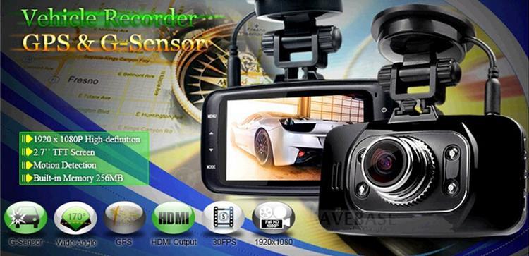 GS8000L original 1080P Full HD 2.7