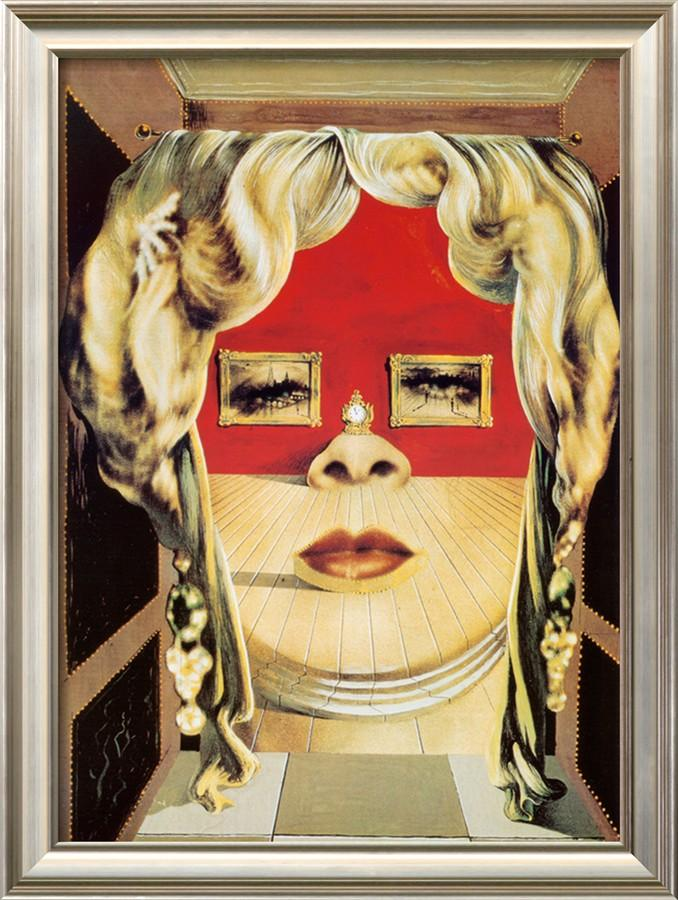 2018 Abstract Paintings For Sale,Face Of Mae West,Salvador Dali Oil ...