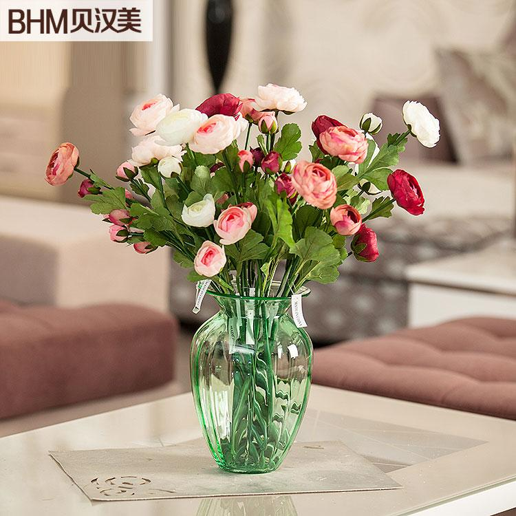 Behan us furniture newlywed new house decoration simulation flower behan us furniture newlywed new house decoration simulation flower artificial flowers silk flower floral beauty spoon camellia f online with 4425piece on mightylinksfo