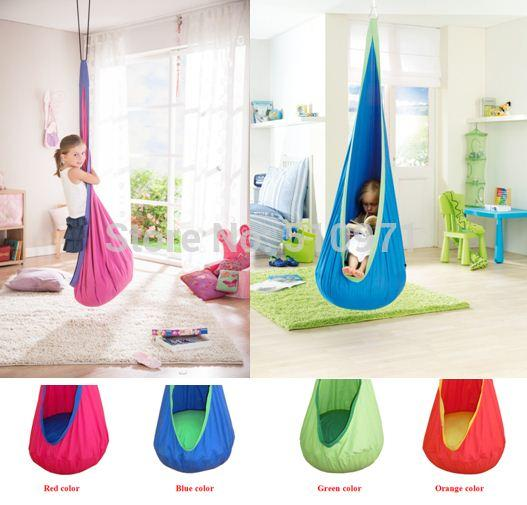 Online Cheap Baby Swing Children Hammock Kids Swing Chair Indoor Outdoor Hanging  Chair Child Swing Seat By Bobi1029 | Dhgate.Com