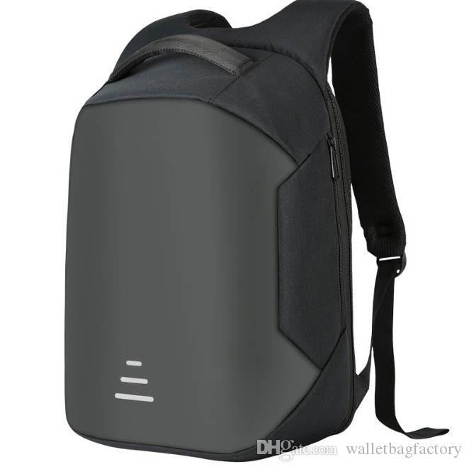 57defa0bcc8 Laptop Backpack Anti Theft Water Resistant Travel Laptop Backpack With USB  Charging Port School Bookbag For College A120 Bookbags Backpack Purse From  ...