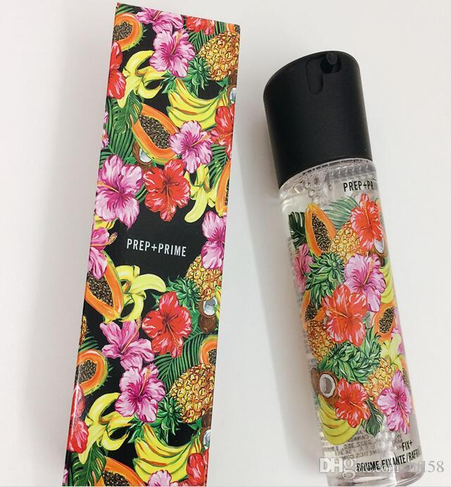 Fábrica dricte mais recente maquiagem Fruity Juicy Prep Prime Fix 35 ml top quality DHL grátis + PRESENTE