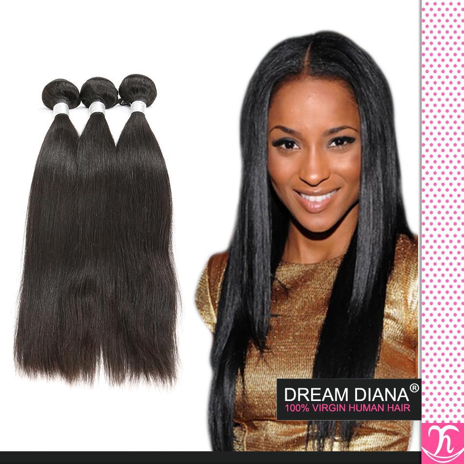 Hair Extensions & Wigs Cexxy 1pcs 8a Brazilian Hair Weave Bundles Virgin Hair Natural Wave Natural Color 100% Human Hair Extension Free Shipping