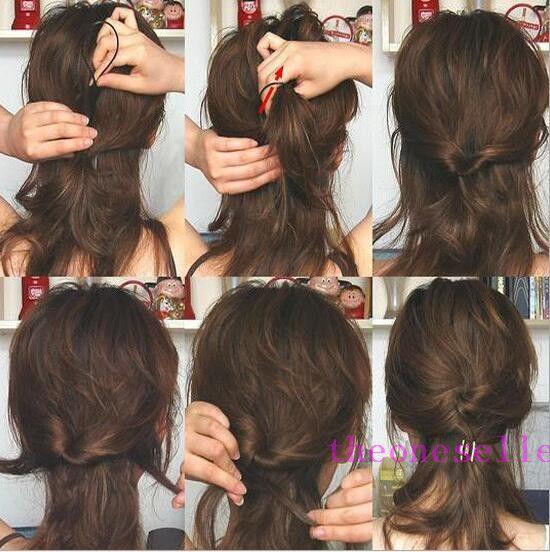 Magic Grand Petit Topsy Toi Tradition Tresse de la queue de queue de queue de coiffeur de coiffeur DHL Livraison gratuite