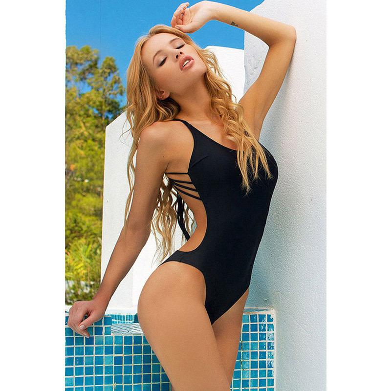 5c911b2b72 Sexy One Piece Swim Suits Bathing Suits Women Monokini Swimsuit ...