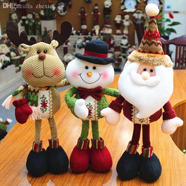 Christmas Decorations All Year Long: Wholesale Christmas Decoration Supplies Lovely Santa Claus