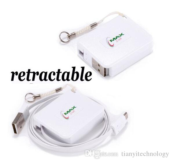 Travel Retractable Extension Cord Lifehacked1st Com